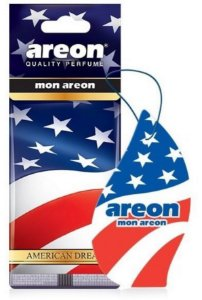 AROMATIZANTE AUTOMOTIVO MON AREON American Dream