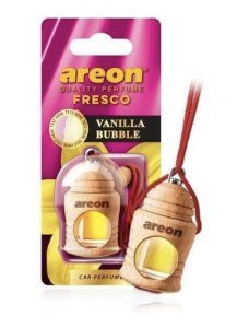 AROMATIZANTE AUTOMOTIVO AREON FRESCO VANILLA Bubble