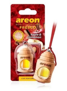 AROMATIZANTE AUTOMOTIVO AREON FRESCO Apple E Cinnamon