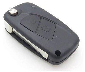 Chave Fiat Stilo Punto Idea Linea 2 Botões Canivete