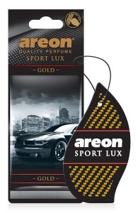 AROMATIZANTE AUTOMOTIVO AREON SPORT LUX GOLD