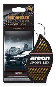 AROMATIZANTE AUTOMOTIVO AREON SPORT LUX GOLD