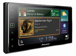 Multímidia Pioneer Sph-da138tv Spotify Waze Usb Bluetooth