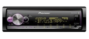 SOM Pioneer Mvh-x3000br Bluetooth Mixtrax Spotify