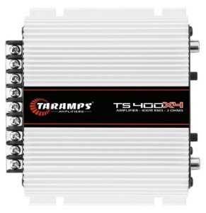 Modulo Taramps Ts400 X4 Digital 400W RMS  2 Ohms