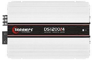 Modulo Taramps 1200W Rms Ds1200x4 2 Ohms Amplificador