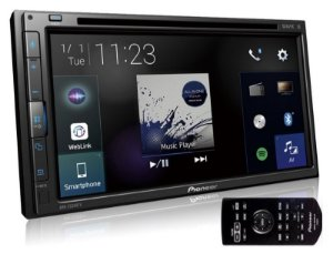 DVD Multimídia Pioneer AVH-Z5280TV 2Din Bluetooth CarPlay TV USB