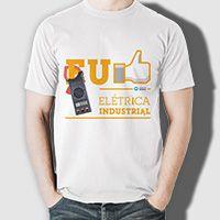 Camiseta Clube do Técnico - Elétrica Industrial
