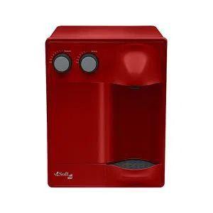 Purificador Soft Plus 127v Vermelho - Soft