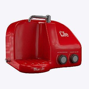 purificador de água  blue he vermelho - top life