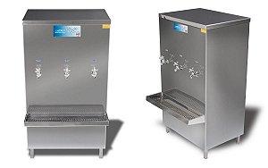Bebedouro industrial 100 lts c/3 torneiras - KTN