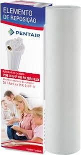 REFIL 25 POLY FILTER  FLUX  POE 9. 3/4