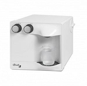 Purificador de água Soft Fit 220 v Branco