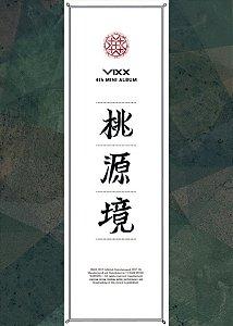 VIXX 도원경 (versão verde)
