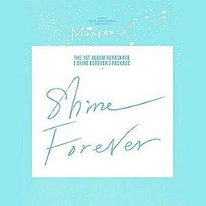 Monsta X - Shine Forever (Repackage -  ver. Shine Forever)