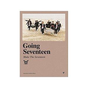 SEVENTEEN 3RD MINI ALBUM - GOING SEVENTEEN [RANDOM ALBUM]