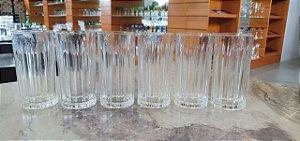 COPO LONG DRINK CRISTAL L´HERMITAGE - CX 6 PCS