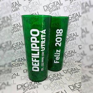 60 Copos Long Drink 350ML Personalizado em Silk Vinílico