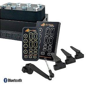 Gerenciador Castor - Air Ride Sensor Master com Bloco de Válvulas Integrado
