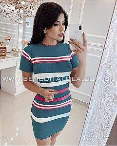 Vestido Tricot Modal Angelina Verão 2020 - KW