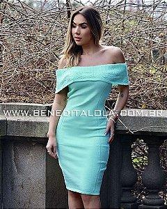 Vestid Tricot (modal) Ombro Verão 2021- MDL