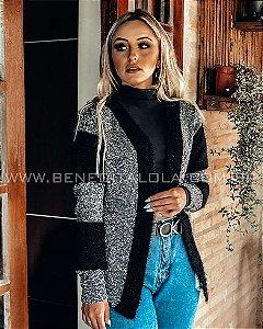 Casaco Tricot Flame Flavia Inverno 2020- FM 0089