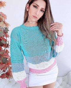 Blusa Tricot Mermaid - DC
