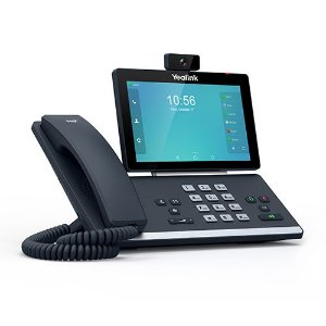 Telefone IP Yealink SIP T58V GIGA C/ Video Touch