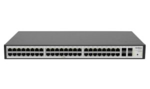 Switch RackGeren 48 Portas Giga Ethernet  E 4P Mini GBIC SG 5200MR - Intelbras