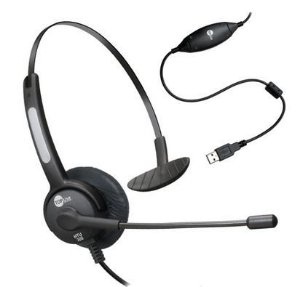 Headset TopUse HTU-300 USB VoIP