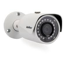 Camera Infra Dome IP  VIP S3020 IR 20M 1.0 MP Lente  3,6MM G2- Intelbras