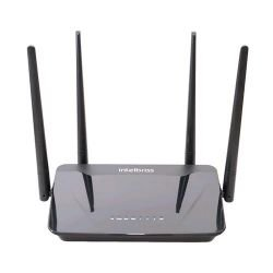 Roteador Wireless Ac Banda Dupla Action R1200 Intelbras