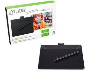 Mesa Digitalizadora Wacom Intuos Photo Creative Pen & Touch Pequena (CTH490PK)