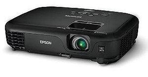 Projetor Epson Powerlite S31+ Nacional / Svga / 3200 Lumens / USB / Hdmi / D-sub / 3 Anos Garantia / Maleta
