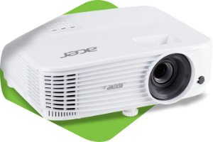 Projetor Acer P1150/dlp/svga/3600 Lumens/2x Vga/usb Mini-b/hdmi/hdmi Mhl/3d/branco