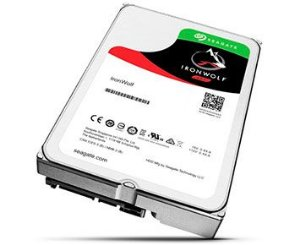 HD Interno Seagate NAS IronWolf 1TB SATA 64MB 3.5 5900RPM (ST1000VN002)