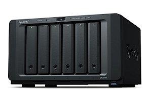 Storage NAS Synology DiskStation DS3018xs 6 Baias (expansível a 30 baias) - Sem Discos