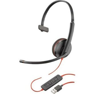 Headset Plantronics Blackwire C3210, USB - 209744-101
