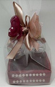 Caixote para Convidados Especiais com vidro acinturado