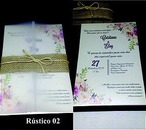 Convites de R$ 4,50