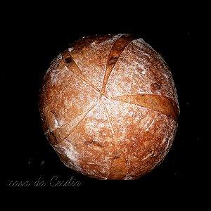 Pão de Cebola com Fermento Natural