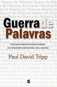 Guerra De Palavras | Paul Tripp