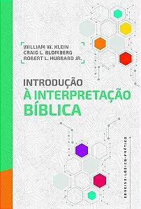 Introdução À Interpretação Bíblica | Craig Blomberg