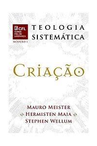 DVD - CFL Teologia Sistemática: Criação - Módulo I Teologia Sistemática STEPHEN WELLUM , HERMISTEIN MAIA , MAURO MEISTER