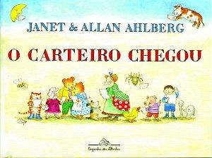 O Carteiro Chegou -  Ahlberg,Allan - Companhia Das Letrinhas