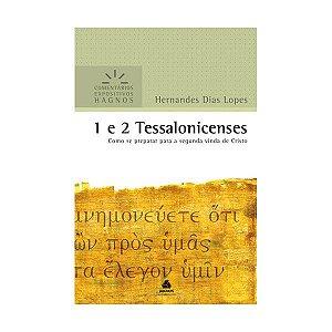 1 E 2 Tessalonicenses - Comentarios Expositivos