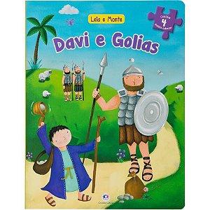 Davi e Golias - Quebra-cabeça