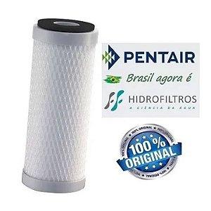 REFIL CARVÃO ATIVADO 7'' PENTAIR / HIDROFILTROS