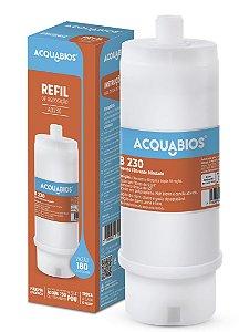 REFIL BLINDADO AB230 ACQUABIOS