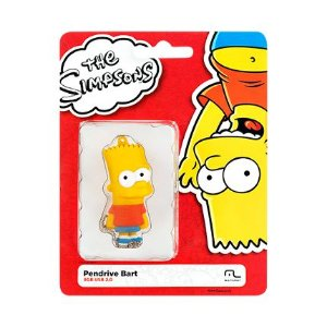 PENDRIVE SIMPSONS . BART 8GB PD071